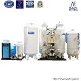 Gerador do nitrogênio da pureza elevada para a indústria (99.999%)
