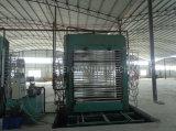 Máquina caliente de la prensa de la marca de fábrica de Qianhui para hacer la madera contrachapada de bambú