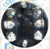 Essence électronique de Cruits et mètre mélangé de mètre de chronographe