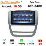 Radio stereo di GPS dell'automobile di Ouchuangbo per l'OS del Android 10 di memoria 4GB+64GB dello schermo 8 di sostegno DSP Carplay Slipt di JAC T6
