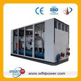 30-600KW planta de cogeneración de gas natural