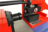 Sg80nc fácil operación única cabeza el extremo del tubo la máquina formadora