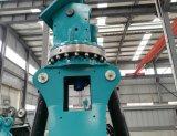 5t-40t 굴착기를 위한 유압 회전하는 조가비 물통