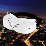 Beschermende brillen van Fpv van de Hoofdtelefoon van de Module HD van de groothandelaar de Facultatieve rf voor Hommel Dji
