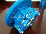 Adaptateur de bride de retenue de fonte ductile pour tuyaux