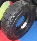 Neumáticos de la carretilla elevadora de la confianza de la tapa del modelo del bloque de S