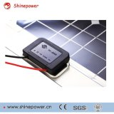 50ワットバッテリーの充電のための半適用範囲が広いモノクリスタル太陽電池パネル12ボルトの