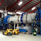 عالية الكفاءة المنشط معدات الكربون الروتاري الفرن