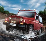 BAW Jeep off-road
