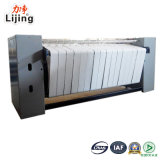 Automatisches Flatwork Ironer, Wäscherei-Bügelmaschine, 3 Meter-Rolle Ironer
