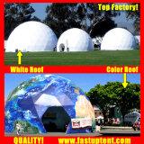 党のための普及した透過直径8mの測地線ドームのテント