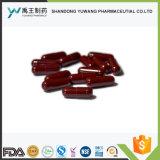 中国の製造者MelatoninおよびビタミンB6のスリープの状態であるタブレットの堅いカプセル