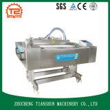 Máquina da selagem e embalagem contínuas do vácuo para o alimento cozido Dzl-1100