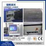 Cortador del laser de la fibra del metal del tubo y de hoja de Shandong