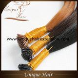 De in het groot Europese Maagdelijke Uitbreidingen van het Haar van de Keratine van Ombre Remy
