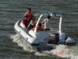 堅く膨脹可能なボート7.3m (Rib730c) -帆製造業者
