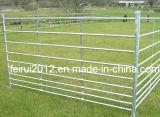 Galvanizado en caliente para servicio severo obstáculo ovejas Railed
