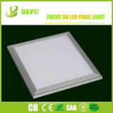 편평한 매우 호리호리한 LED 600X600 천장판 빛 사각 2X2 LED 위원회 빛