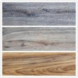 Nouveau modèle de grande taille Luanched bois revêtement de sol en vinyle PVC