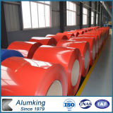 Feve/Epoxy Color Coated Aluminium Coil для Ceiling