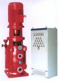 Vertikale Mehrstufenpumpe für Feuerbekämpfung