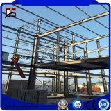 オフィスのための電流を通された鉄骨構造の構築