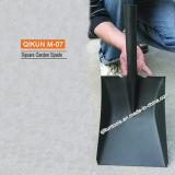 Головка лопаты сада квадратной пластмассы M-07 Coated