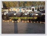 De antislip RubberBroodjes van de Mat voor Vrachtwagen die Zware Goederen in de Lijn van de Mijnbouw Vervoer