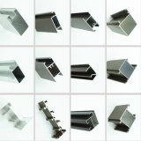 Certifié Fabrication OEM Aluminium extrudé profil personnalisé pour la Tanzanie l'Afrique