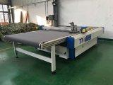 Garhot CNC Multi Layers Máquina de corte de tela industrial totalmente automático de tela / cuero / prendas de vestir / textil / corte de tela