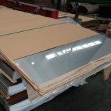 Placa de aço inoxidável frente e verso S32750 (SAF2507)