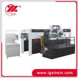 Печатная машина штемпелюя фольги Yw-105e горячая