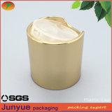 24/410의 플라스틱 덮개 황금 알루미늄 금속 디스크 상단 모자