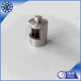 Puder-Beschichtung-Metallstahl CNC, der Selbstersatzteil für Verkauf maschinell bearbeitet