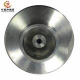 La pression de précision en acier inoxydable de rotor de pompe à l'usinage