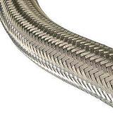 Gainer tressé d'isolation d'acier inoxydable/boyau avec la résistance thermique