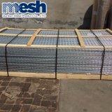 2017 ventes chaudes ont soudé le panneau de treillis métallique (usine d'OIN 9001) en vente