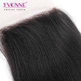 Ивонна популярных бразильских Virgin человеческого волоса прямой верхней части передней крышки блока цилиндров
