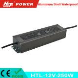 12V 250W 가장 작은 크기 방수 엇바꾸기 전력 공급