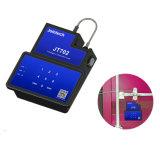 リアルタイムの追跡および容器のドア開閉器のためのキーボードパスワード容器ロック