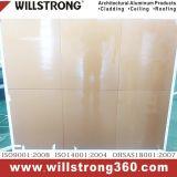 Panneau composé en aluminium pour la partition de toilette/présentoir/fasce