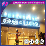 Vente en gros 10mm White Color Semi-Outdoor LED Moving Sign