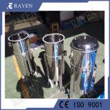 Grau alimentício filtro para filtração de água do filtro do cilindro de aço inoxidável