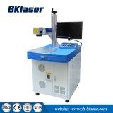 Laser-Markierungs-Maschine des Metallplastikflaschen-Kasten-30W