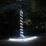 Indicatore luminoso solare della corda, indicatore luminoso solare della stringa, indicatore luminoso di natale solare