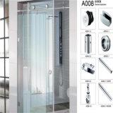 간단한 형식 샤워실 부속품 304 스테인리스 부속품 기계설비