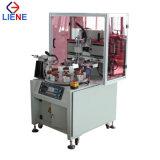 Impresora rotatoria plana de la pantalla con la descarga auto