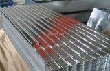 Azは屋根のための波形のGalvalumeの鋼板に屋根を付ける金属に塗った