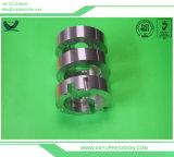 Aluminium CNC, der drehenteile verlegt