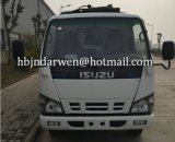 Camion di immondizia brandnew del costipatore di Isuzu del motore del Giappone 4K